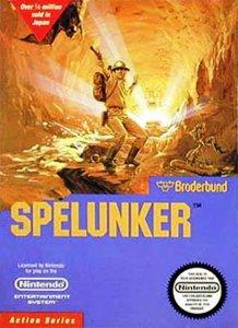 Spelunker per Nintendo Entertainment System