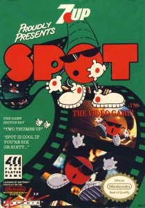 Spot: The Video Game per Nintendo Entertainment System
