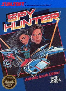 Spy Hunter per Nintendo Entertainment System