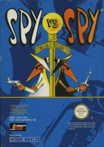 Spy vs. Spy per Nintendo Entertainment System