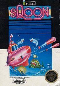 Sqoon per Nintendo Entertainment System