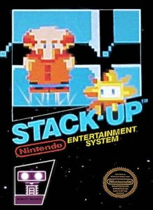 Stack-Up per Nintendo Entertainment System