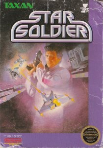 Star Soldier per Nintendo Entertainment System