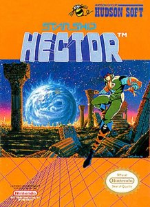 Starship Hector per Nintendo Entertainment System