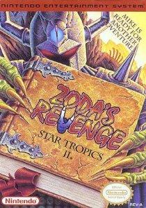 Zoda's Revenge: StarTropics II per Nintendo Entertainment System