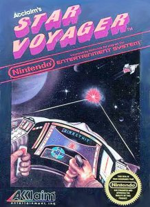 Star Voyager per Nintendo Entertainment System