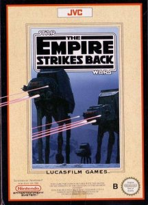 Star Wars: The Empire Strikes Back per Nintendo Entertainment System