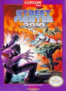 Street Fighter 2010: The Final Fight per Nintendo Entertainment System