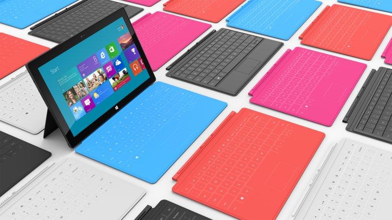 Microsoft ha svelato il suo tablet: Surface