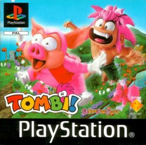 Tombi! per PlayStation