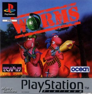Worms per PlayStation