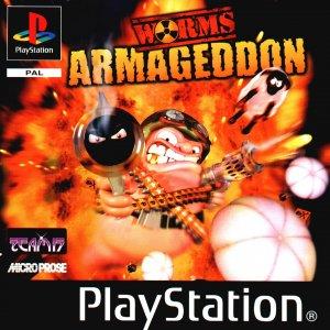Worms Armageddon per PlayStation