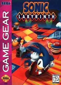 Sonic Labyrinth per Nintendo 3DS
