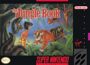 The Jungle Book per Nintendo Entertainment System