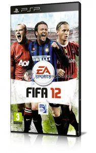 FIFA 12 per PlayStation Portable