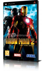Iron Man 2 per PlayStation Portable