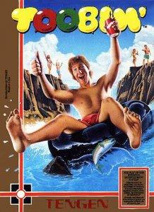 Toobin' per Nintendo Entertainment System