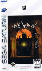 Hexen per Sega Saturn