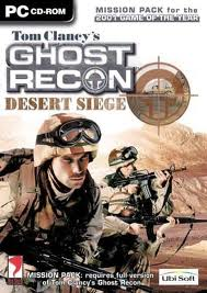 Tom Clancy's Ghost Recon: Desert Siege per PC Windows