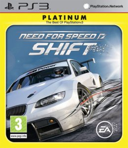 Need for Speed SHIFT per PlayStation 3