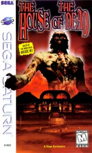 The House of the Dead per Sega Saturn