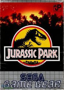 The Lost World: Jurassic Park per Sega Game Gear