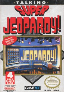 Super Jeopardy! per Nintendo Entertainment System