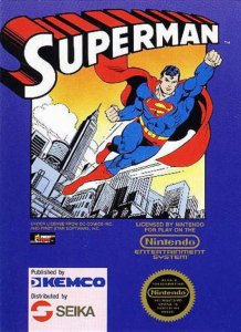 Superman per Nintendo Entertainment System