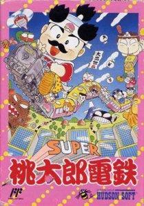 Super Momotarou Dentetsu per Nintendo Entertainment System