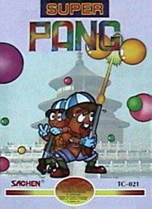 Super Pang per Nintendo Entertainment System