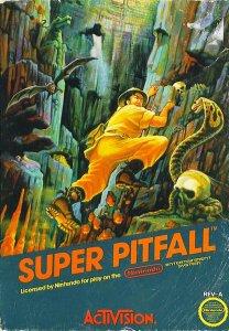 Super Pitfall per Nintendo Entertainment System