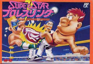 Super Star Pro Wrestling per Nintendo Entertainment System