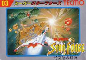 Super Star Force per Nintendo Entertainment System