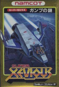 Super Xevious per Nintendo Entertainment System