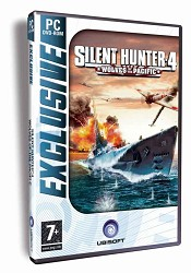 Silent Hunter 4: Wolves of the Pacific per PC Windows