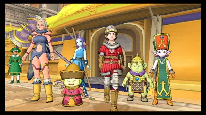 Un trailer per Dragon Quest X: All in One Package, l'edizione onnicomprensiva del decimo capitolo
