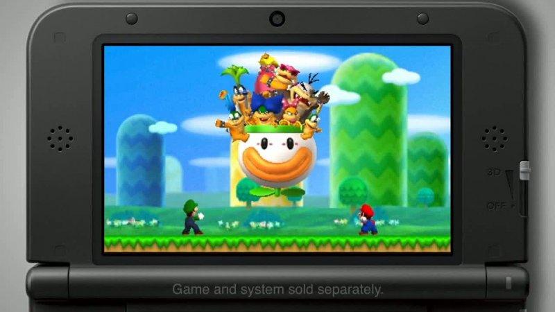 La Soluzione di New Super Mario Bros. 2