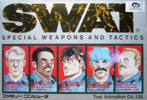 SWAT per Nintendo Entertainment System