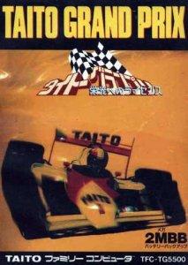 Taito Grand Prix - Eikou e no License per Nintendo Entertainment System