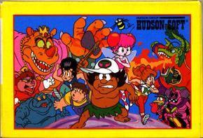 Takahashi Meijin no Bug-tte Honey per Nintendo Entertainment System