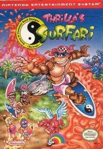 T&C Surf Designs: Thrilla's Surfari per Nintendo Entertainment System
