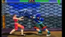 Fighters Megamix - Gameplay