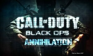 Call of Duty: Black Ops - Annihilation per PlayStation 3