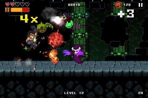 Punch Quest approda finalmente su Google Play