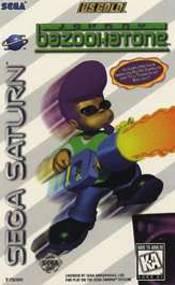 Johnny Bazookatone per Sega Saturn