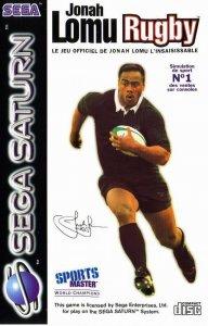 Jonah Lomu Rugby per Sega Saturn
