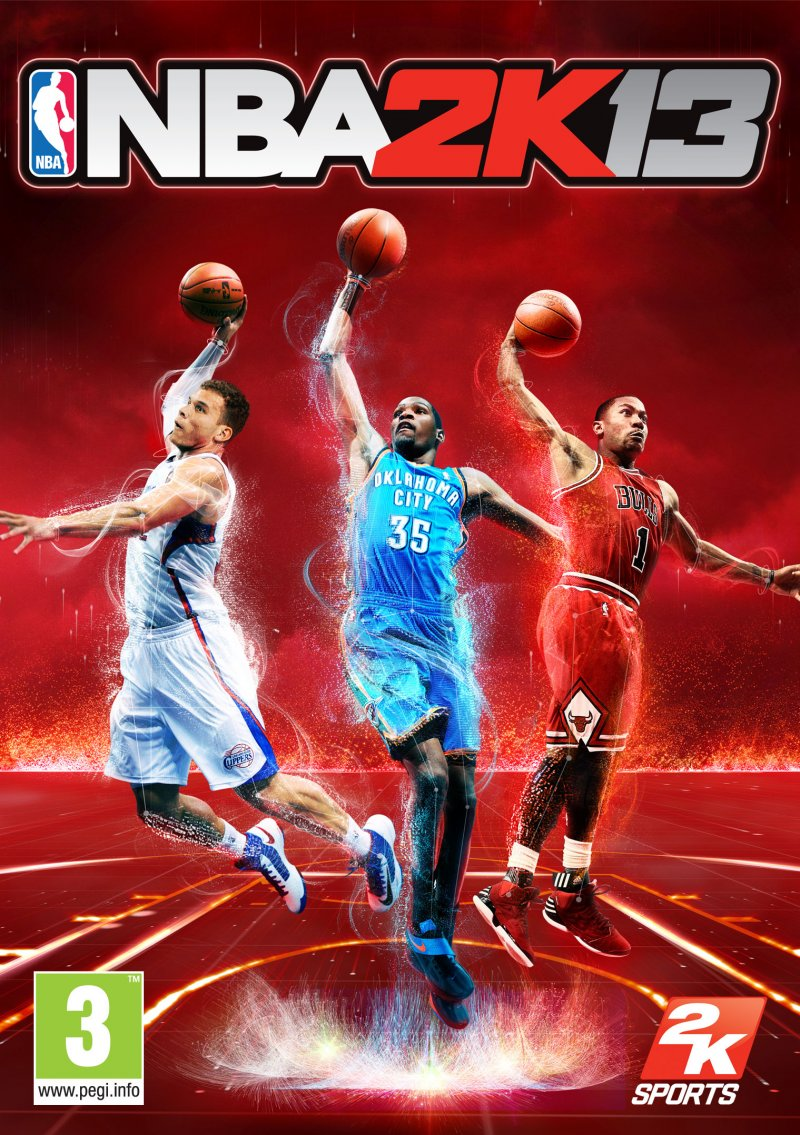 NBA 2K13 - Svelata la copertina ufficiale
