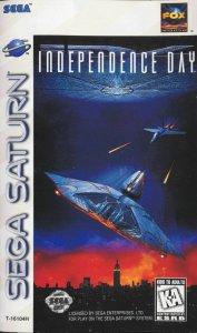 Independence Day per Sega Saturn
