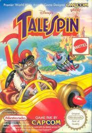 TaleSpin per Nintendo Entertainment System