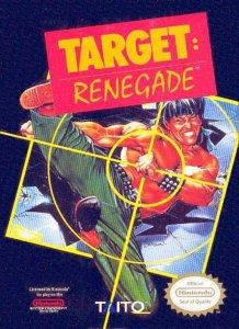 Target: Renegade per Nintendo Entertainment System
